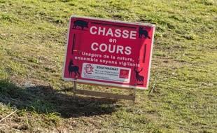 L'accident mortel a eu lieu lors d'une partie de chasse à Campsas, dans le Tarn-et-Garonne. Illustration.