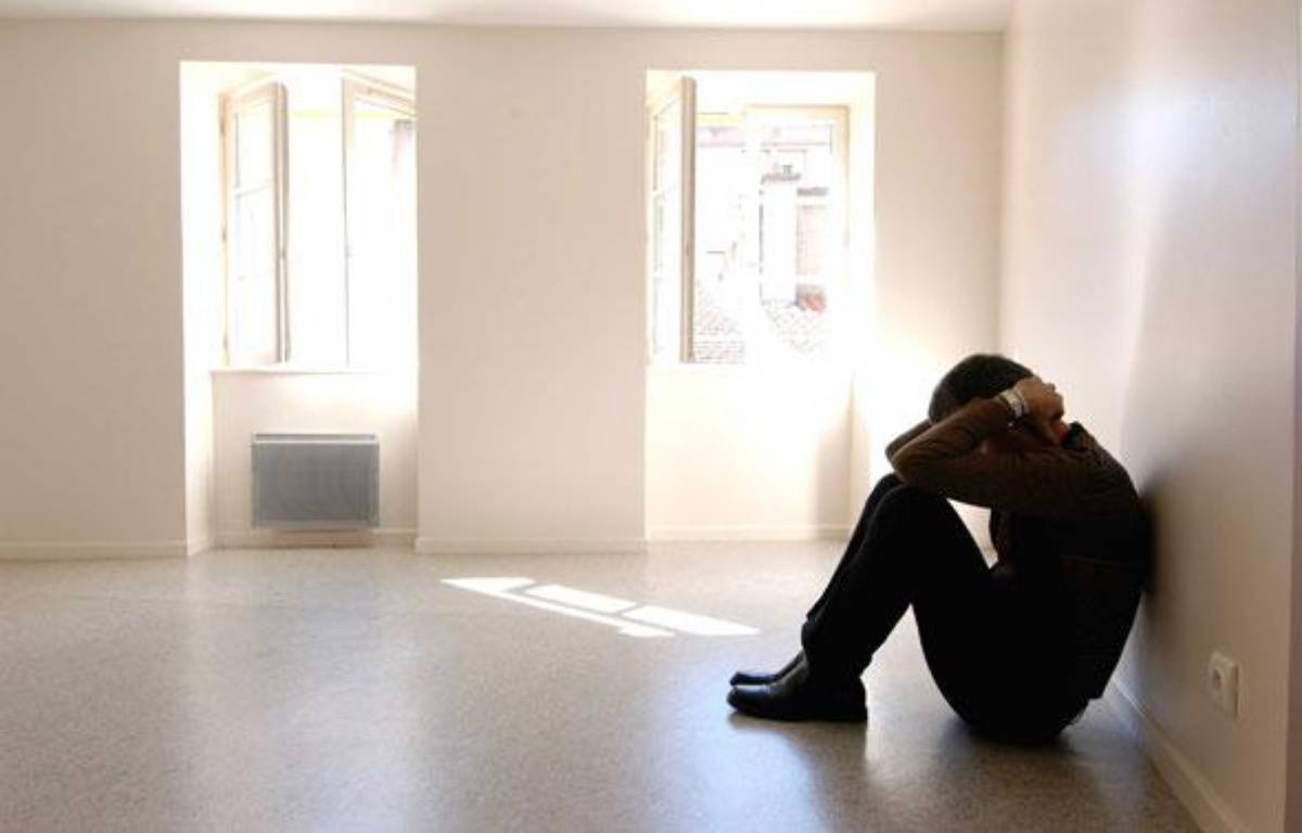 Photo d'illustration de la dépression. – JAUBERT/SIPA