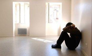 Photo d'illustration de la dépression.