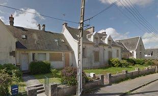 L'intervention s'est déroulée ce vendredi matin dans le quartier du Forestou à Brest.