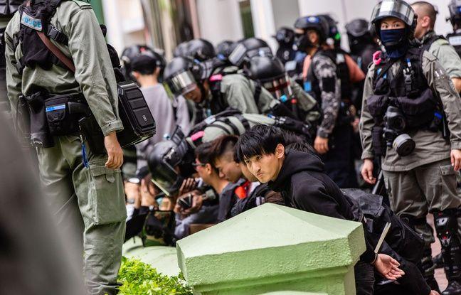 Crise à Hong Kong: Le taux de dépression et de syndrome post-traumatique explose avec les violences