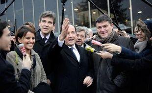 """Arnaud Montebourg, député PS de Saône-et-Loire, a dénoncé mardi sur RTL une """"obsession de l'anti-hollandisme"""" au sein du gouvernement, dans une volonté de faire """"diversion"""" par rapport notamment au """"bilan du sarkozysme""""."""