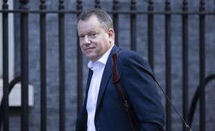 David Frost est l'homme chargé des négociations sur le Brexit pour le Royaume-Uni.