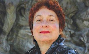 Agnès Pierron, auteure du Dictionnaire des mots du Sexe