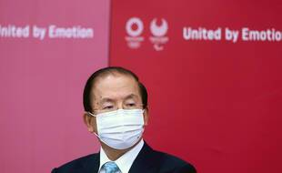 Toshiro Muto est le le chef du comité d'organisation des Jeux olympiques de Tokyo.