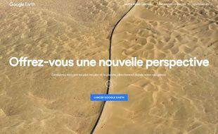 Google Earth est plus intelligent qu'avant