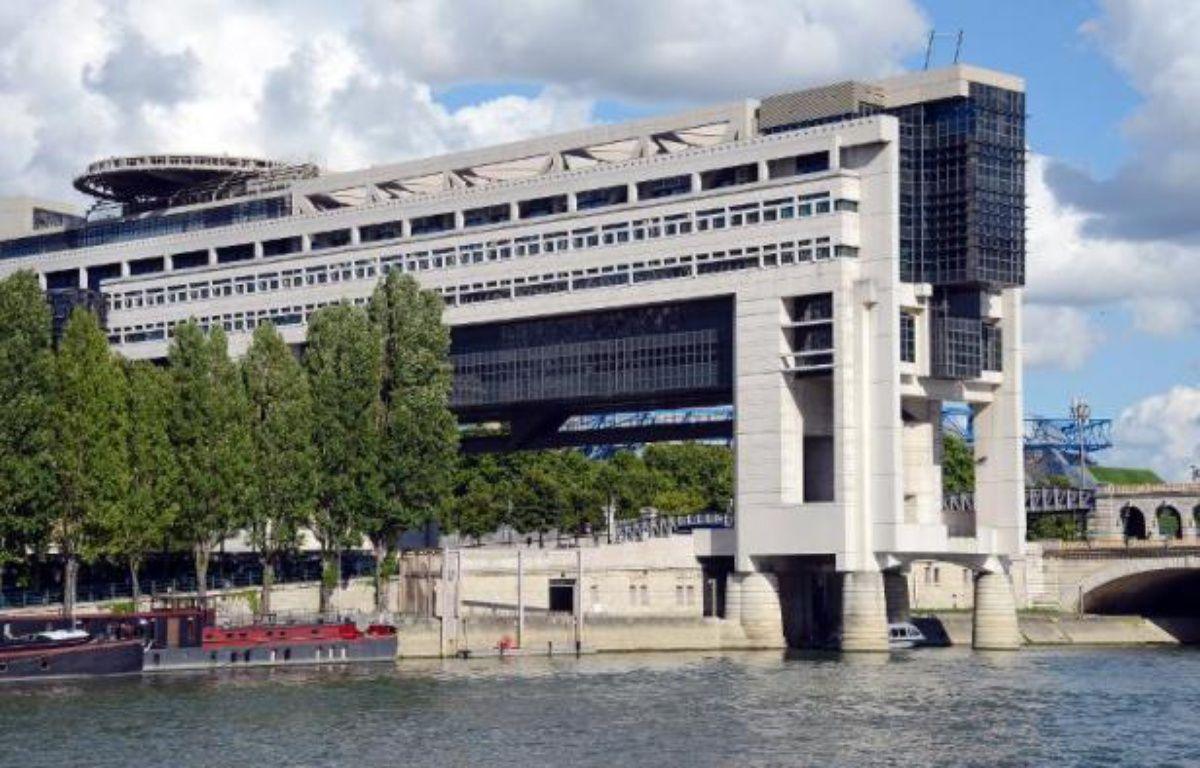 Le ministère de l'Economie et des Finances, le 9 août 2013 à Paris – Bertrand Guay AFP
