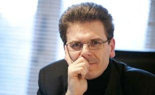 L'avocat Thibault de Montbrial, en janvier 2011 à Paris.