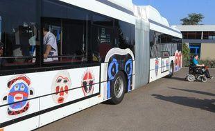 Strasbourg: On connaît le futur look des bus de la CTS (Illustration)