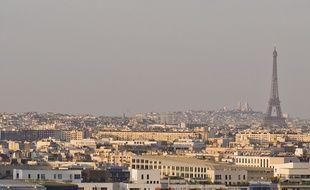 Des nanotubes de carbone issus de la pollution atmosphérique ont été retrouvés dans des poumons d'enfants vivant dans la capitale... (photo d'illustration)