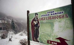 """""""Alerte au vampire!"""" Il a suffi de ressusciter une vieille légende, de broder autour d'un moulin écroulé et de miser sur l'imagination des journalistes pour qu'un village reculé de Serbie soit désormais connu dans le monde entier."""