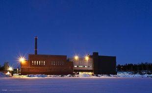 Le datacenter de Google à Hamina, en Finlande.