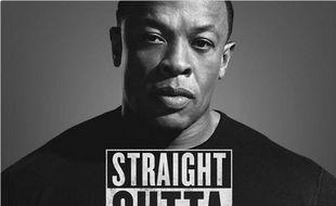 Dr Dre a généré son propre logo #Straightouttacompton