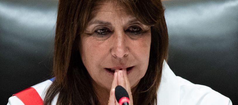 La maire de Marseille Michèle Rubirola