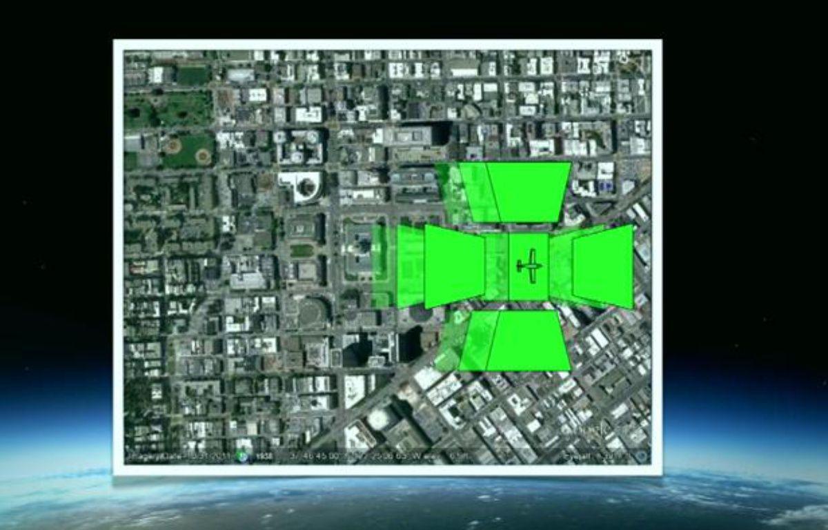 Google a levé le voile sur la nouvelle version de Maps, le 6 juin 2012. – CAPTURE D'ECRAN / 20 MINUTES