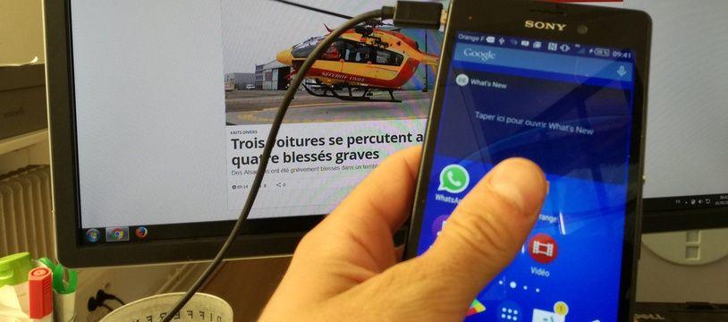 La rédaction locale de 20 Minutes à Strasbourg débarque sur un nouveau support, en lançant un groupe WhatsApp d'information.