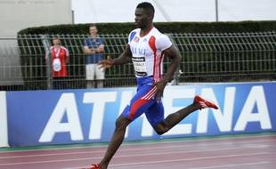 Toumany Coulibaly au Decanation en 2012.
