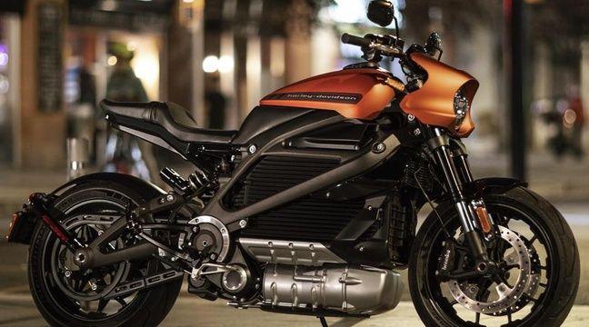 harley davidson un magasin parisien sera le premier vendre la moto 100 lectrique en europe. Black Bedroom Furniture Sets. Home Design Ideas