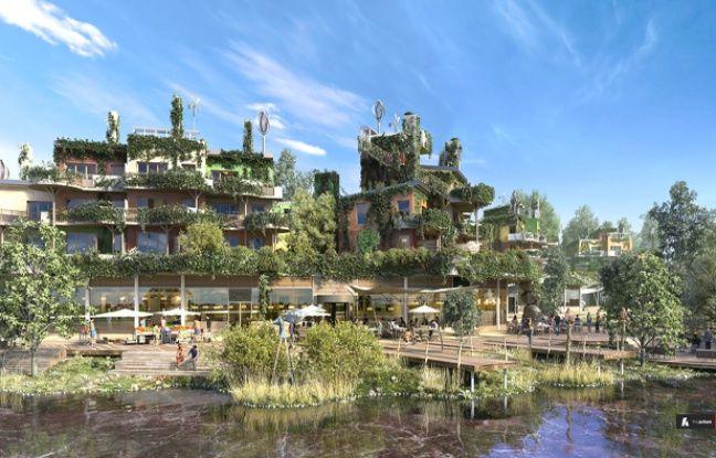 paris pourquoi village nature l autre projet de center parcs ne fait pas de vagues. Black Bedroom Furniture Sets. Home Design Ideas
