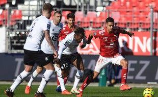 A Brest, Renato Sanches et les Lillois concèdent leur première défaite de la saison.