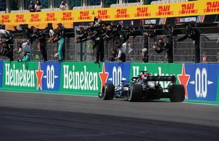 Grand Prix de Formule 1 du Portugal, le 2 mai 2021.