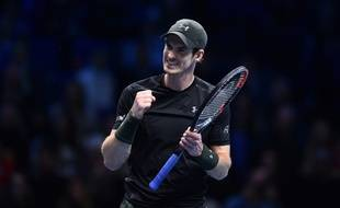 Andy Murray remporte le Masters de Londres contre Novak Djokovic