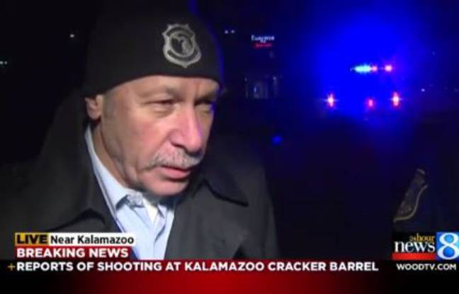 «Il s'agit vraiment d'un tueur en série», déclare le shérif adjoint du comté de Kalamazoo, dans le Michigan.