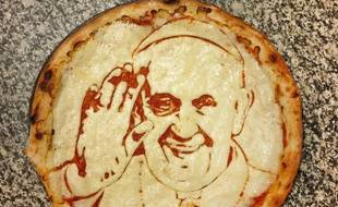 Le Pape François est dingue de pizza