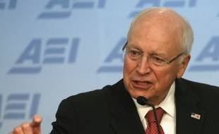 Dick Cheney le 10 septembre 2014, lors d'une intervention sur Daesh, à Washington.
