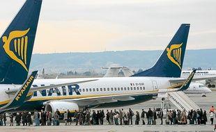 Ryanair espère atteindre le cap des 2 millions de passagers au départ de Marignane en 2014.