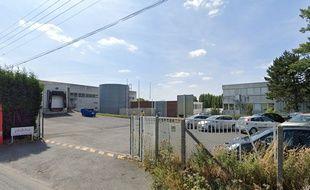 L'usine Phildar à Neuville-en-Ferrain, dans le Nord.