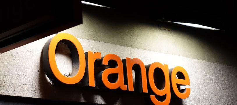 L'opérateur Orange (illustration).