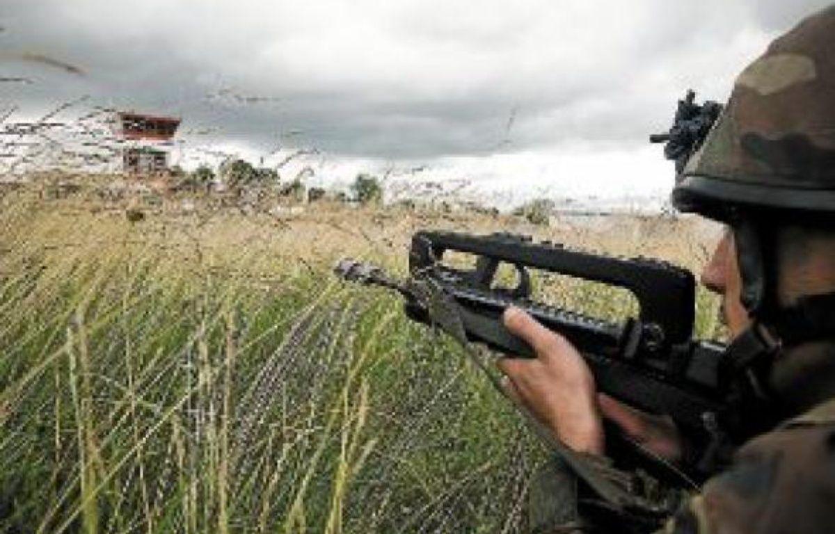 Les parachutistes ont sauté sur l'aérodrome des Pujols, à Pamiers. Ils ont pénétré dans leur zone cible avant d'en exfiltrer de pseudo-expatriés en danger. –