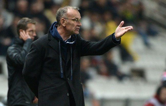 L'entraîneur Jean-Marc Furlan a entraîné Troyes, là où est né Thierry Laurey.