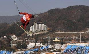 Kevin Rolland aux Jeux Olympiques de Pyeongchang