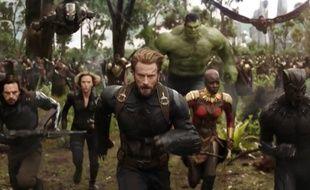 Extrait de la bande-annonce de «Avengers: Infinity War», en salle le 25 avril 2018