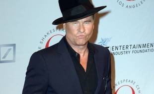 L'acteur Val Kilmer au Shakespeare Center de Los Angeles