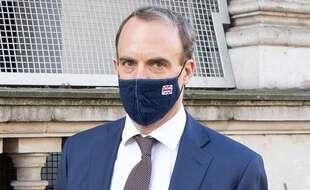 Le ministre des Affaires étrangères britannique, Dominic Raab.