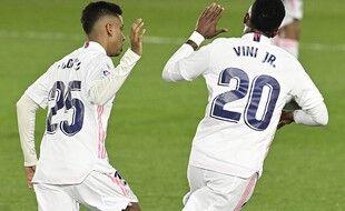 Vinicius a égalisé en fin de match contre la Real Sociedad.