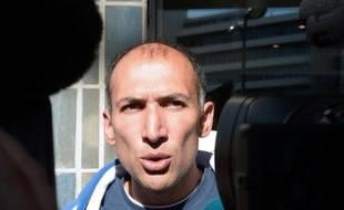 Ancien délégué FO chez Gad, Olivier Le Bras a rejoint l'équipe de Jean-Yves Le Drian.