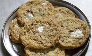 Illustration de cookies.