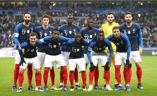 Les Bleus seront à Nantes le 2 juin 2019.