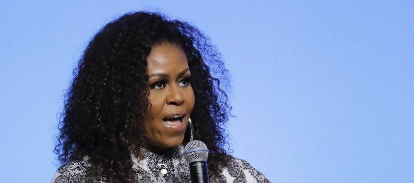 Michelle Obama, le 12 décembre 2019 à Kuala Lumpur en Malaisie.