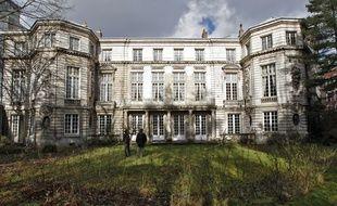 L'hôtel d'Avelin a été mis en vente par la municipalité de Lille.