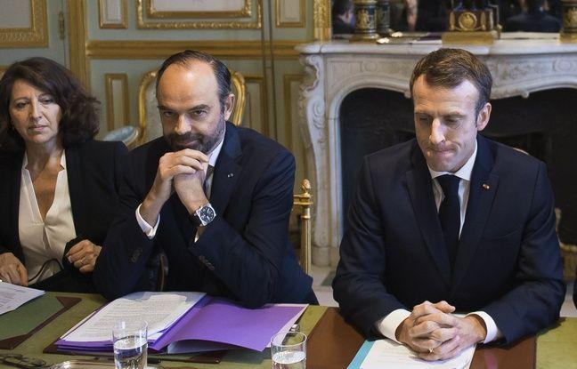 La popularité d'Emmanuel Macron et d'Edouard Philippe s'effondre