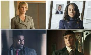 Claire Underwood de « House of Cards », Olivia Pope de « Scandal », John Luther de « Luther » et Thomas Shelby de  « Peaky Blinders » concourent dans la catégorie personnages les plus stylés des années 2010.