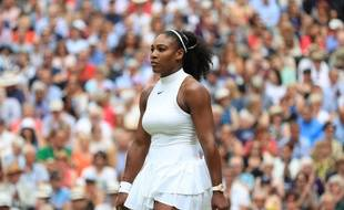 La reine Serena Williams à Wimbledon