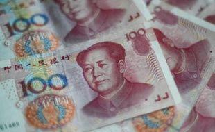 Le yuan est sous forte pression en raison des inquiétudes sur l'essoufflement de l'activité en Chine