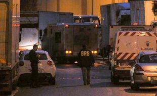 L'enquête a été confiée à la brigade de répression du banditisme (illustration)