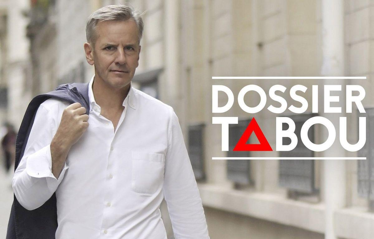 Bernard de la Villardière présente «Dossier Tabou» sur M6. – Philip CONRAD/M6